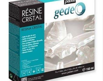 Crystal 150ml - Gedeo resin Kit