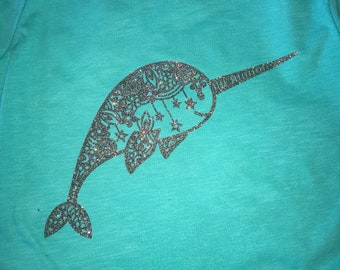 Narwhal-The unicorn of the sea