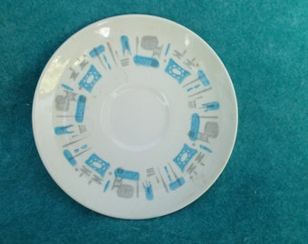 Royal China Blue Heaven Saucer - Multiple Available