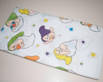 Disney Snow White & The Seven Dwarfs Paper Tablecloth