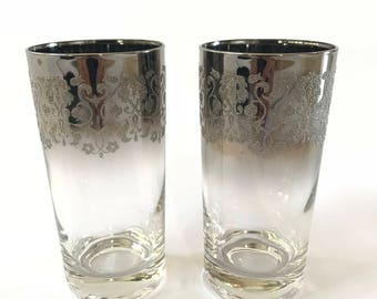 Dorothy Thorpe Style Silver Glasses