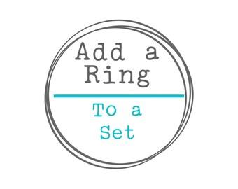 Add a Ring