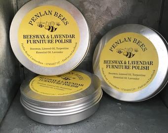 Beeswax & Lavender Furniture polish