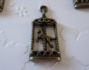 5 - Carousel Horse/Merry Go-Round Charms