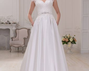 Wedding dress wedding dress bridal gown DENISE