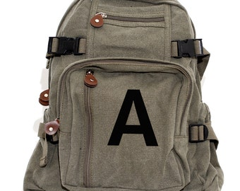 Monogrammed - Backpack