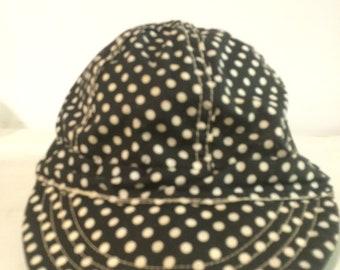 1980s Polka Dot Funky Hat