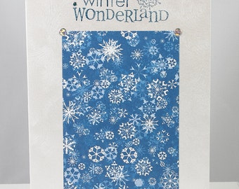 Winter Wonderland Christmas Card