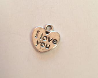"HEART ""I LOVE YOU"""