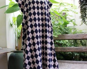 Simply Comfy Cotton Dress - Sabai 1710-07