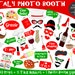 PRINTABLE Italy Photo Booth Props–Italy Travel Props-Italian Party Props-Italian Props-Italy Photo Props-Photo Booth Sign-Instant Download