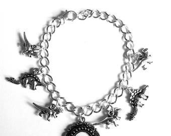Curse Your Sudden But Inevitable Betrayal Charm Bracelet
