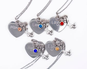 Cheerleading Gifts Cheerleading Gifts for A Team Cheerleading Necklace Cheerleader Gifts Cheerleader Necklace cheerleading necklace