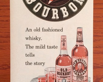 1958 Old Hickory Ad