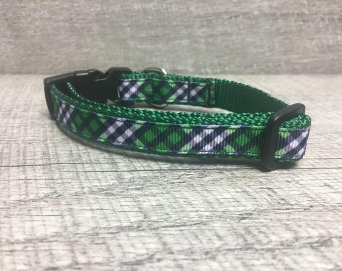 "The Gilligan III | Designer 1/2"" Width Dog Collar 