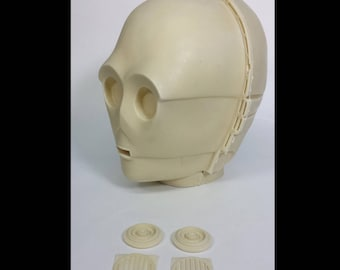 Star Wars C3PO Real Size Resin Kit 1:1 Scale Prop
