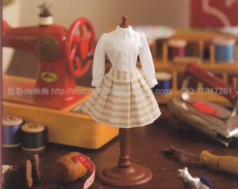E-book Patterns Magazine Doll Coordinate Recipe First