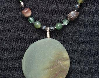Evergreen Dreams Necklace