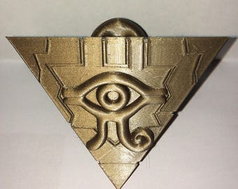 Yugioh Yu-Gi-Oh Millennium Puzzle Necklace Pendant Prop replica! 3D printed! Cosplay costume