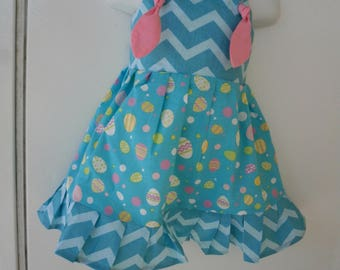 EASTER KNOT DRESS