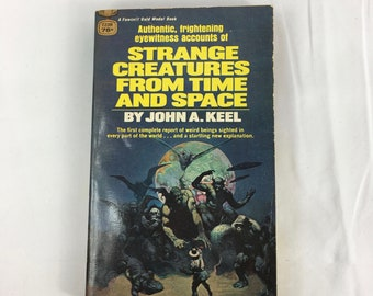 Strange Creatures From Time And Space