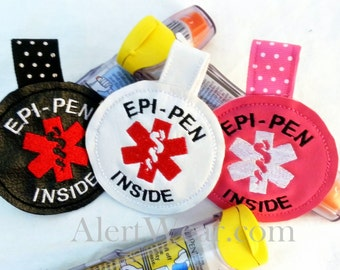 Medical Alert Tag by Alert Wear