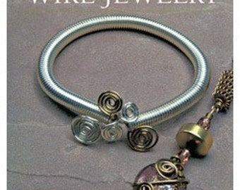 Book - Creative Wire Jewelry (BK5022) **CLOSEOUT**