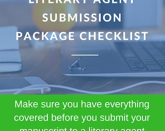 Your Literary Agent Submission Package Checklist