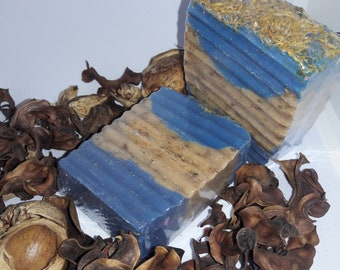 Blue Lotus Handmade Soap