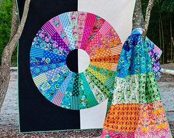 Pom Pom Quilt Kit by Tula Pink, for FreeSpirit