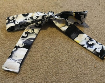 Penguin Print Head Band