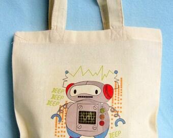 Robot Party Bag