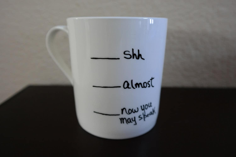 Custom Coffee Mug Personalized Gift Bosses Day Funny Mug