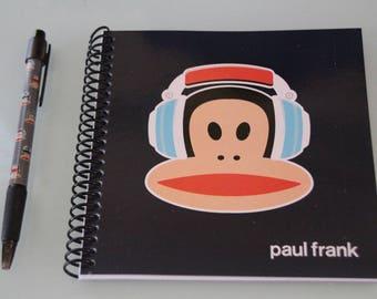 paul frank notebook