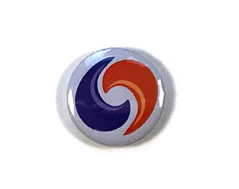 Tide Pods - 1 or 1.25 Inch Pinback Button Patch Pin Badge
