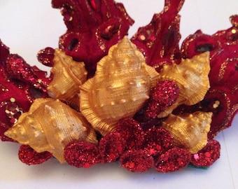 The Underwater Golden Temple Hairpiece