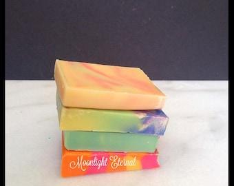 Soap Sample Pack - Variety of Scents - Artisan Soap - Handmade Soap - Bar Soap - Soap Sampler