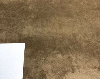 Super Suede fabric Coffee Drapery Upholstery Fabric by the yard
