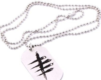 Dead By Daylight Dog Tag