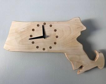 wooden clocks states