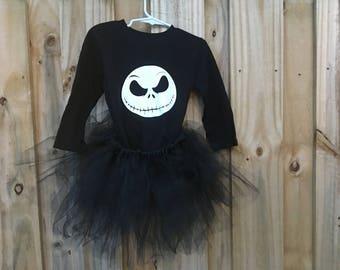 Jack TUTU Halloween Costume/ Nightmare Before Christmas