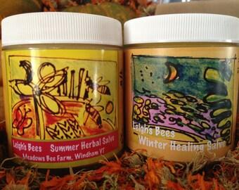 Leigh's Bees Healing Salve