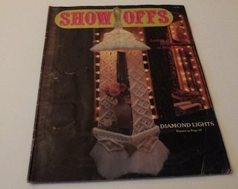 Show Offs - Lamps and Things - New Ideas In Macrame