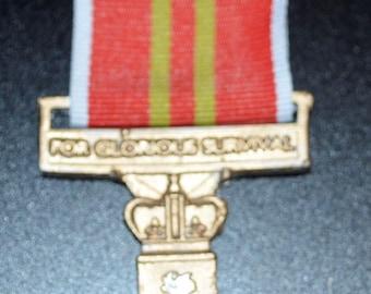 TRMN Dress Medal -D- Survivors Cross