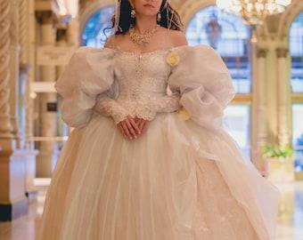 Sarah Labyrinth Gown - Custom Cosplay Costume