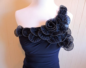 B. Darlin Vintage One Shoulder Mini Dress