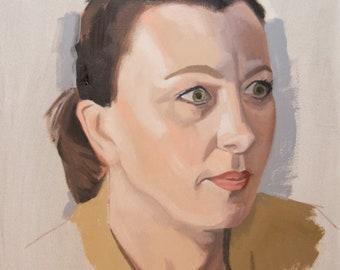 Custom Portrait - Balance