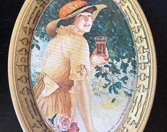 Rare Vintage 1973 Coca Cola- TIP TRAY - Made In USA