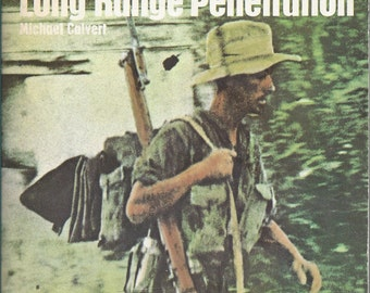 Chindits Long Range Penetration by Edward Bishop  (Weapons) Book No 34 Ballantine's Illustrated History of the Violent Century