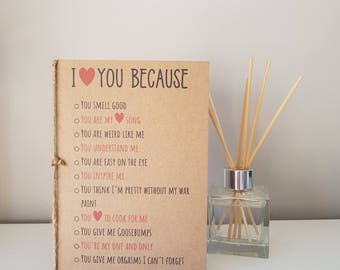 Funny love card for him, Naughty card, Funny anniversary, Humorous card, Birthday Card, Funny greeting card, Funny valentine card,
